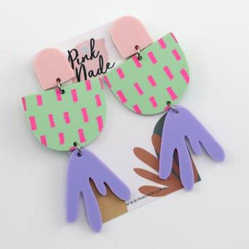 Pink Nade Christine - Purple