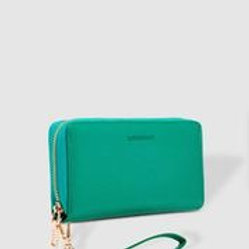 Jessica Wallet - Green