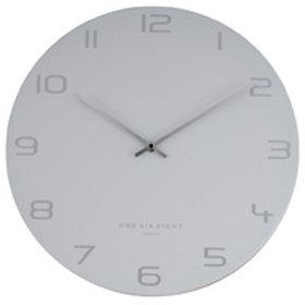 60cm Bianca Silent Clock