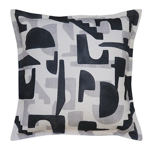 Revival Charcoal Cushion