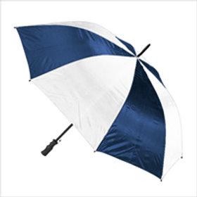 Golf Umbrella - Blue+White