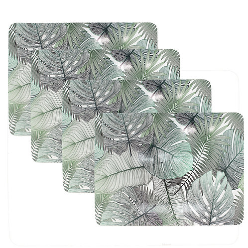 Set 4 Placemats - Mixed Canopy