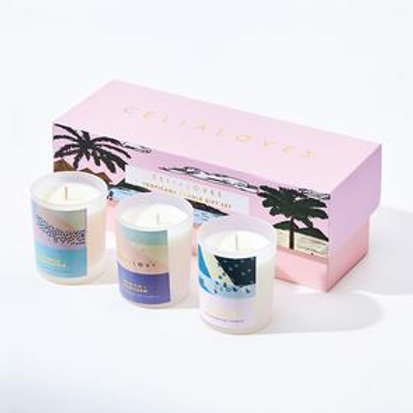Celia Loves - Tropicana Candle Gift Collection