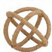 CLEARANCE Deco Rope Ball Small
