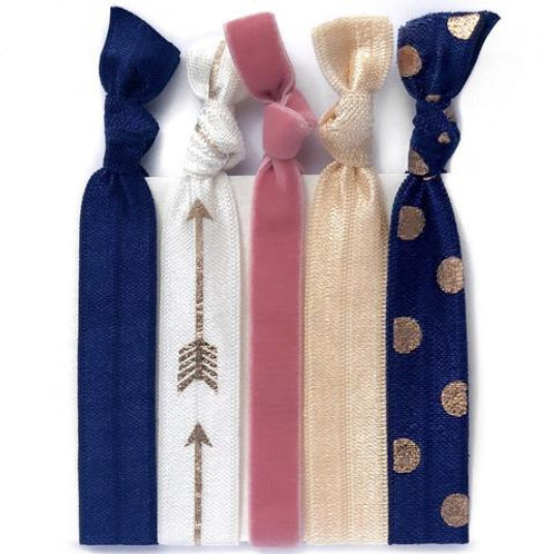 Ribbon Ties - Claire