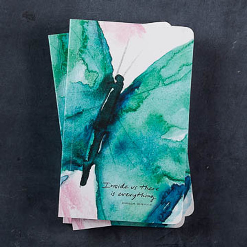 Inside us There is Everything Journal