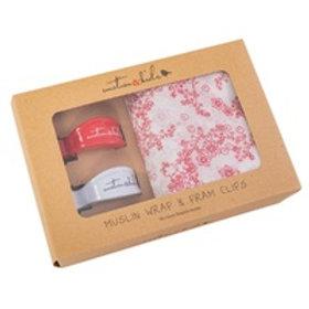 Pram Clip & Muslin Wrap Pack