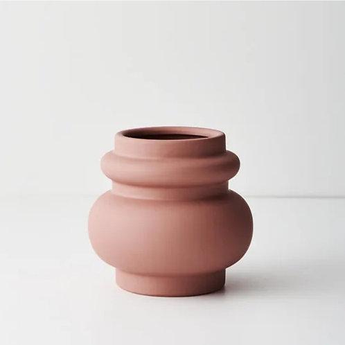 Lucena Pot 15cmx16cm - Pink