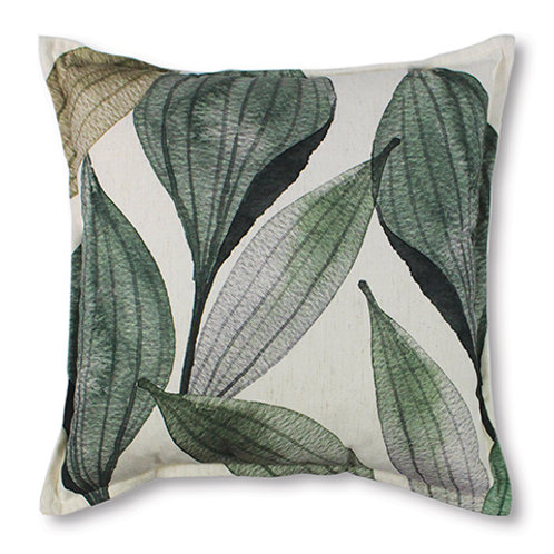 Seed Pod Green Cushion