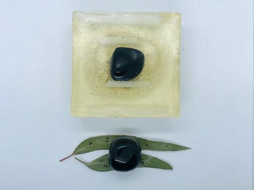 Crystal Soap - Obsidian