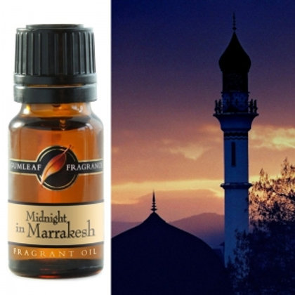 Fragrant Oil - Midnight in Marrakesh