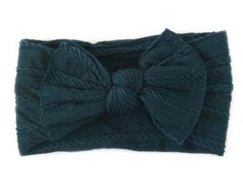 Knotted Headband - Sage