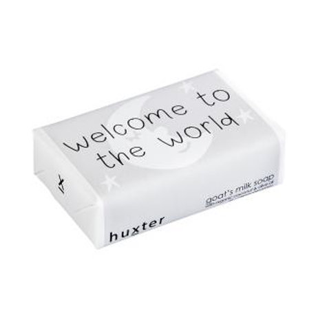 Wrapped Soap - Welcome to the World