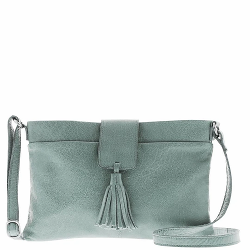 CLEARANCE LEATHER Lorne Crossbody Bag