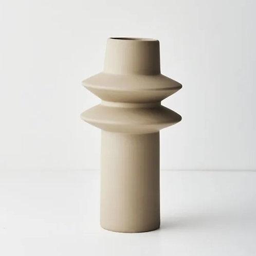 Lucena Vase 21.8cmx12.5cm - Sand