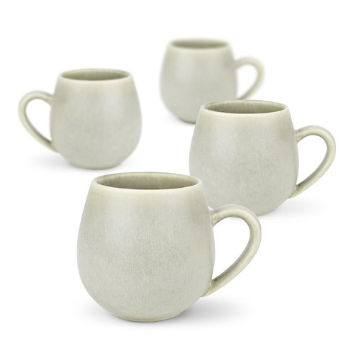 Robert Gordon Hug Me Mugs 4 Pk - Sage