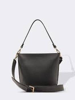 Charlie Crossbody Bag - Black