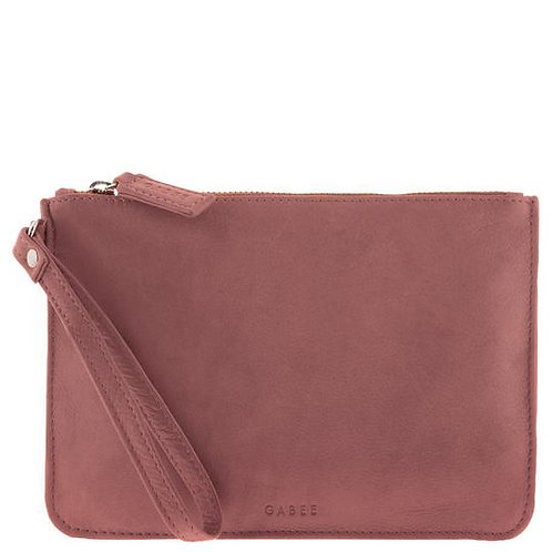 Queens Pouch - Clay