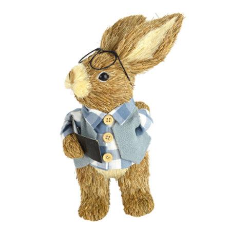 Rex Straw Bunny