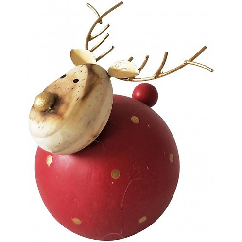 Reindeer - Red