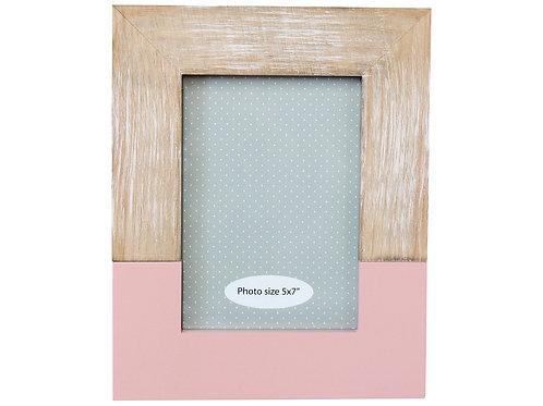 Modern Photo Frame - Blush