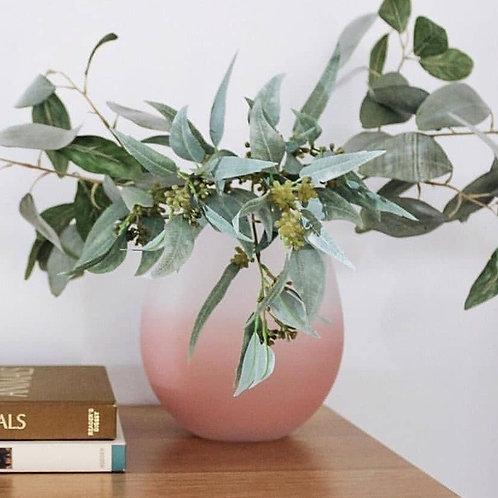Rose Ombre Vase