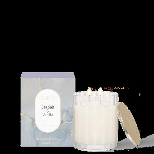 Circa Home Candle 350g - Sea Salt & Vanilla