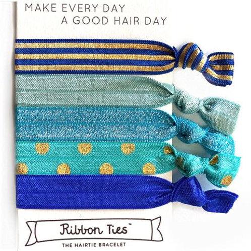 Ribbon Ties - Bora Bora