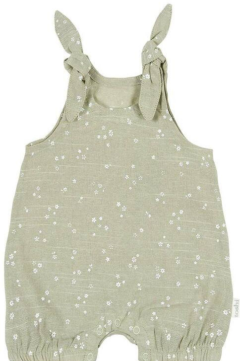 Toshi Baby Romper Milly - Thyme