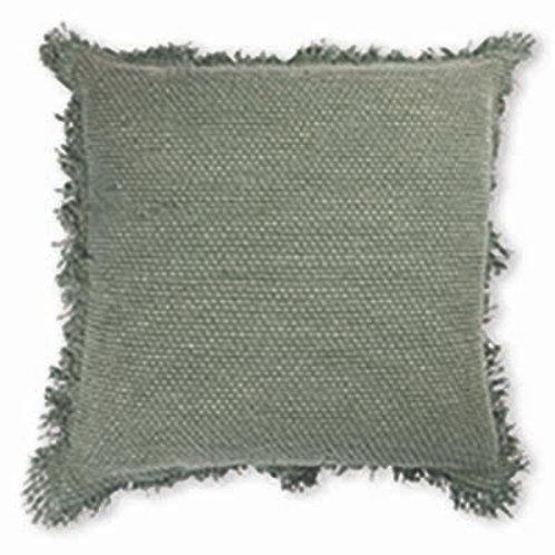 Berwick Fringe Leaf Cushion