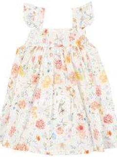 Toshi Baby Dress Secret Garden - Lily
