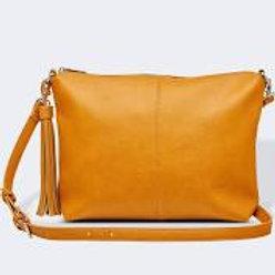 Daisy Crossbody Bag - Mustard