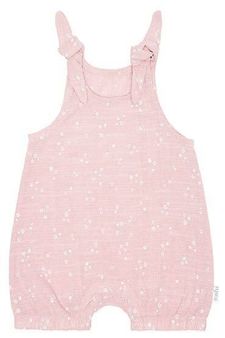 Toshi Baby Romper Milly - Blush