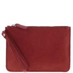 Queens Pouch - Red