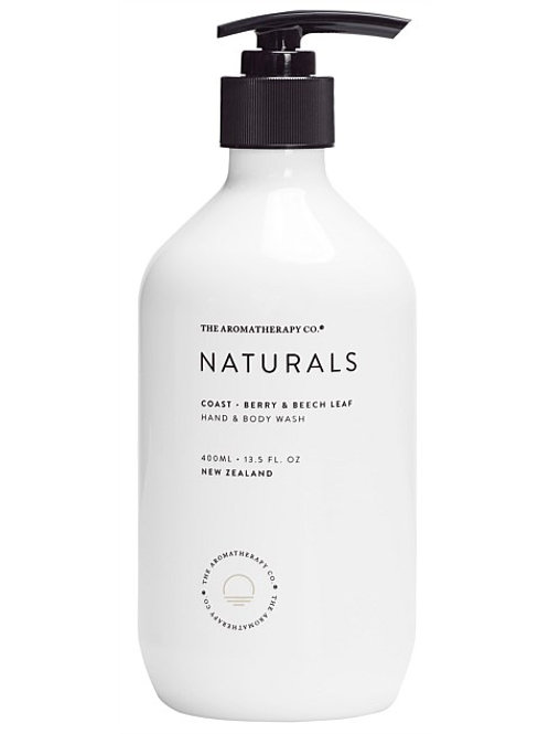 Aromatherapy Co Naturals Hand and Body Wash - Forest - Evergreen & Freesia