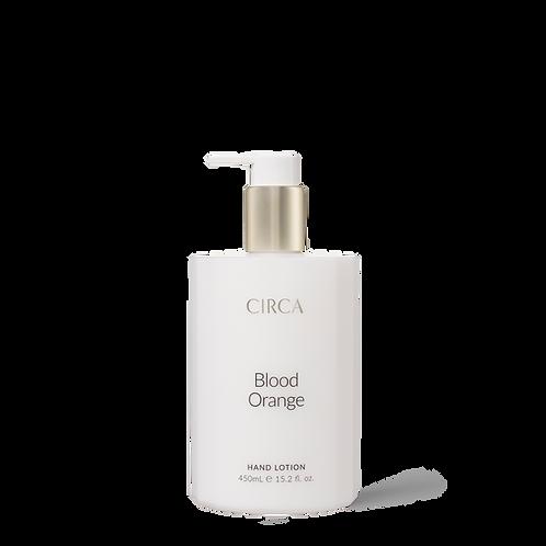 Circa Hand Lotion - Blood Orange