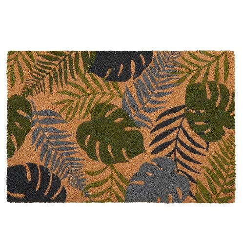 Door Mat - Leafy