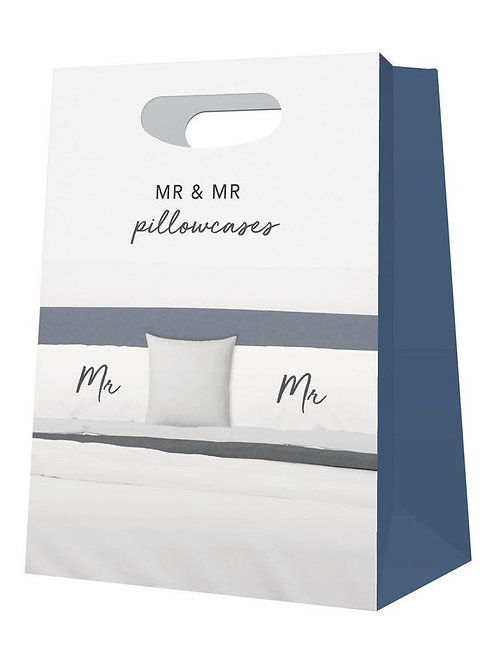 CLEARANCE Pillowcases Mr & Mr