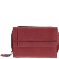 CLEARANCE Leather Ruby Purse