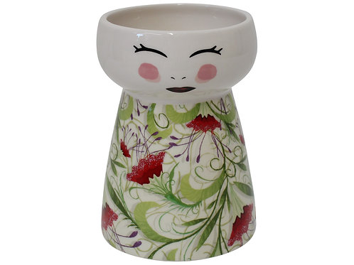 Doll Vase - French Flower
