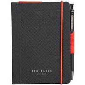 Ted Baker - A6 Brogue Geo Notebook and Pen