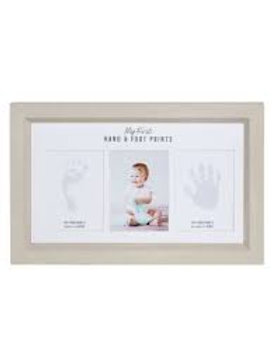 CLEARANCE Baby Hand and Foot Frame