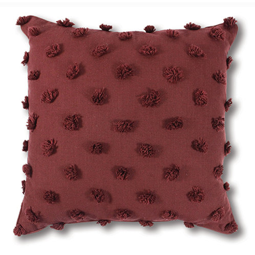 Gosford Mulberry Cushion