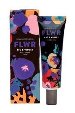 FLWR Hand Cream - Fig & Violet