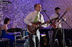 Gordo at Neil's Wedding