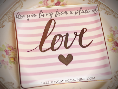 Are You Living From Your Heart? Part One
