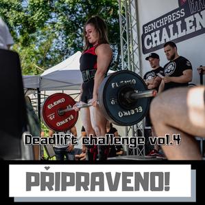 Deadlift challenge vol.4