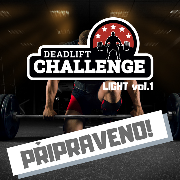 Deadlift Challenge LIGHT vol.1