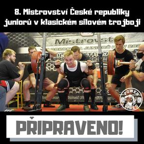 8. Mistrovství České republiky dorostu v klasickém silovém trojboji