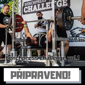 Benchpress challenge vol.1